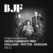 Crosscurrents Trio - Bologna, 8 Novembre 2019